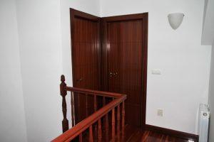 Carpintería, puertas interiores y exteriores