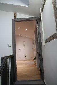 Reforma de estudio en Casco Viejo de Bilbao
